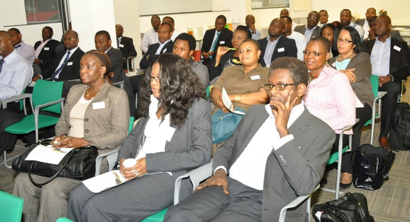 NAPPUK Seminar Audience (19 May 2011)